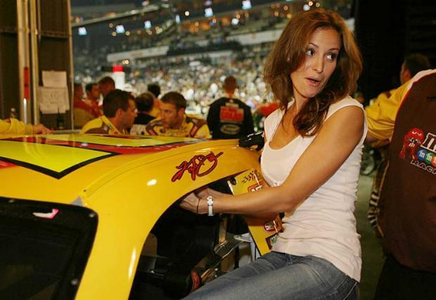 Jordan Fish Rantings Of A NASCAR Chick
